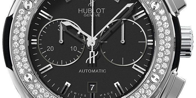 Réplique Hublot Classic Fusion Chronographe 521.NX.1170.LR.1104